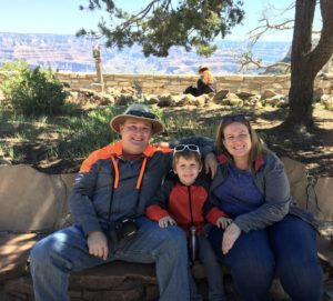 Bright Angel Trail #1